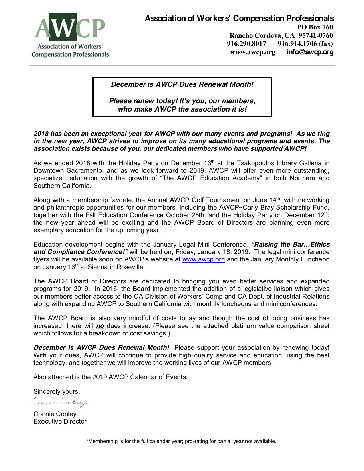 AWCP 2019 Membership Packet 1