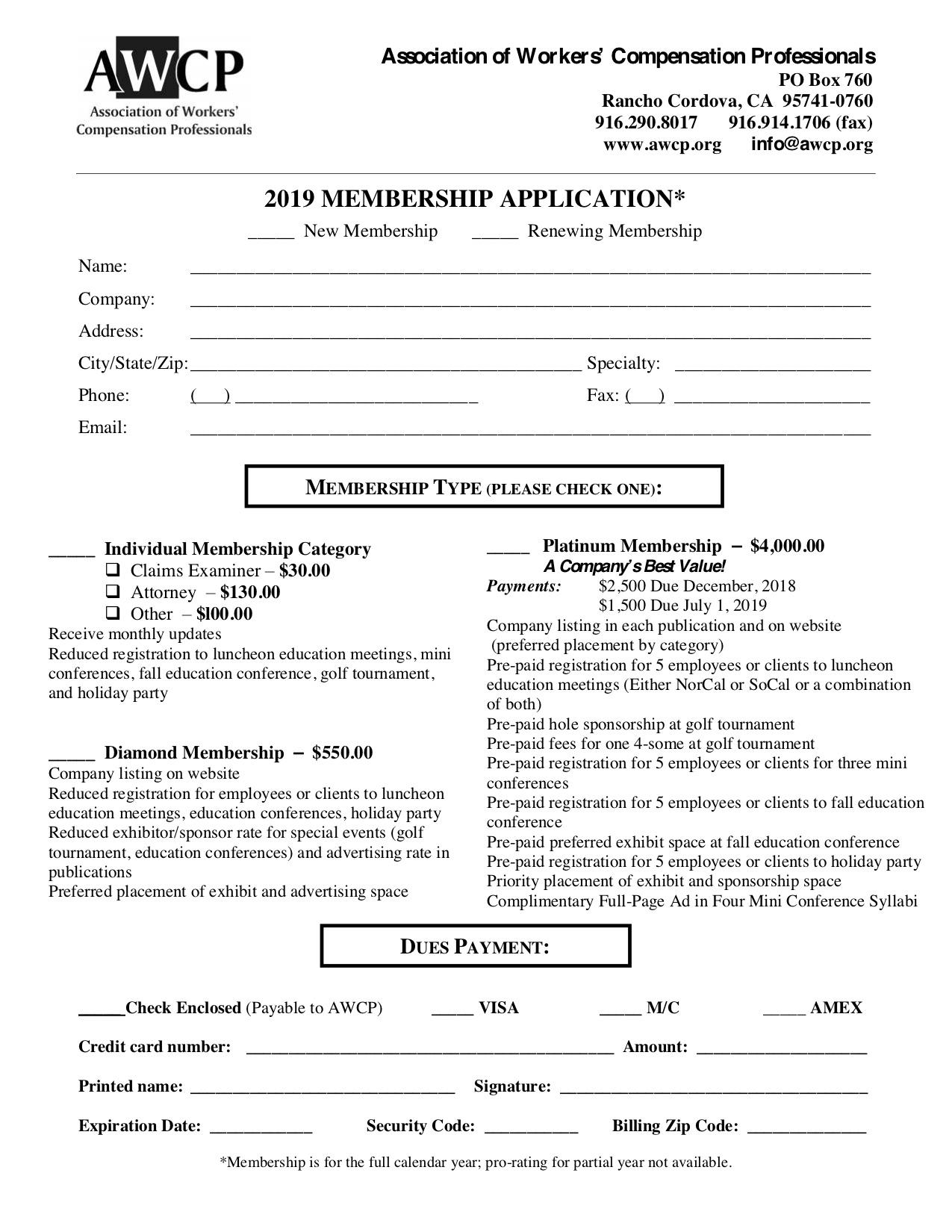 AWCP 2019 Membership Packet 2