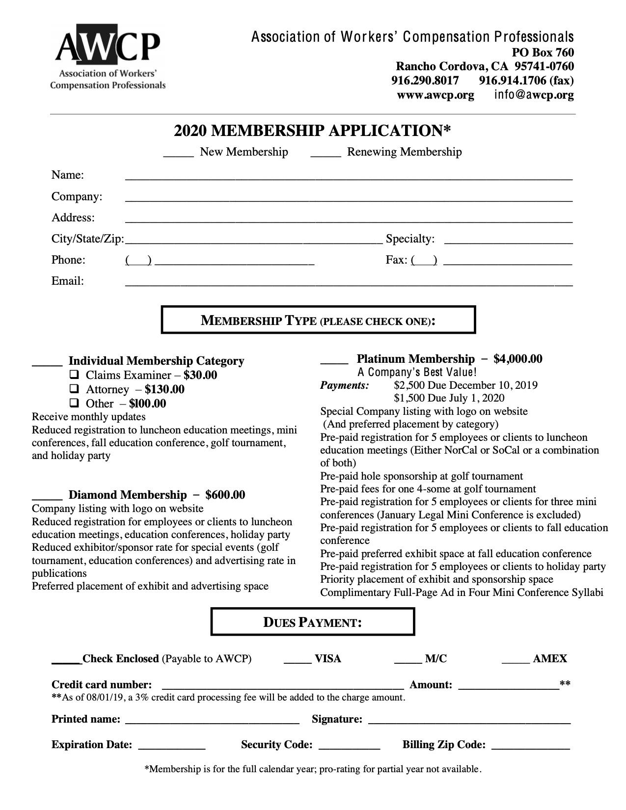 AWCP 2020 Membership Packet-2