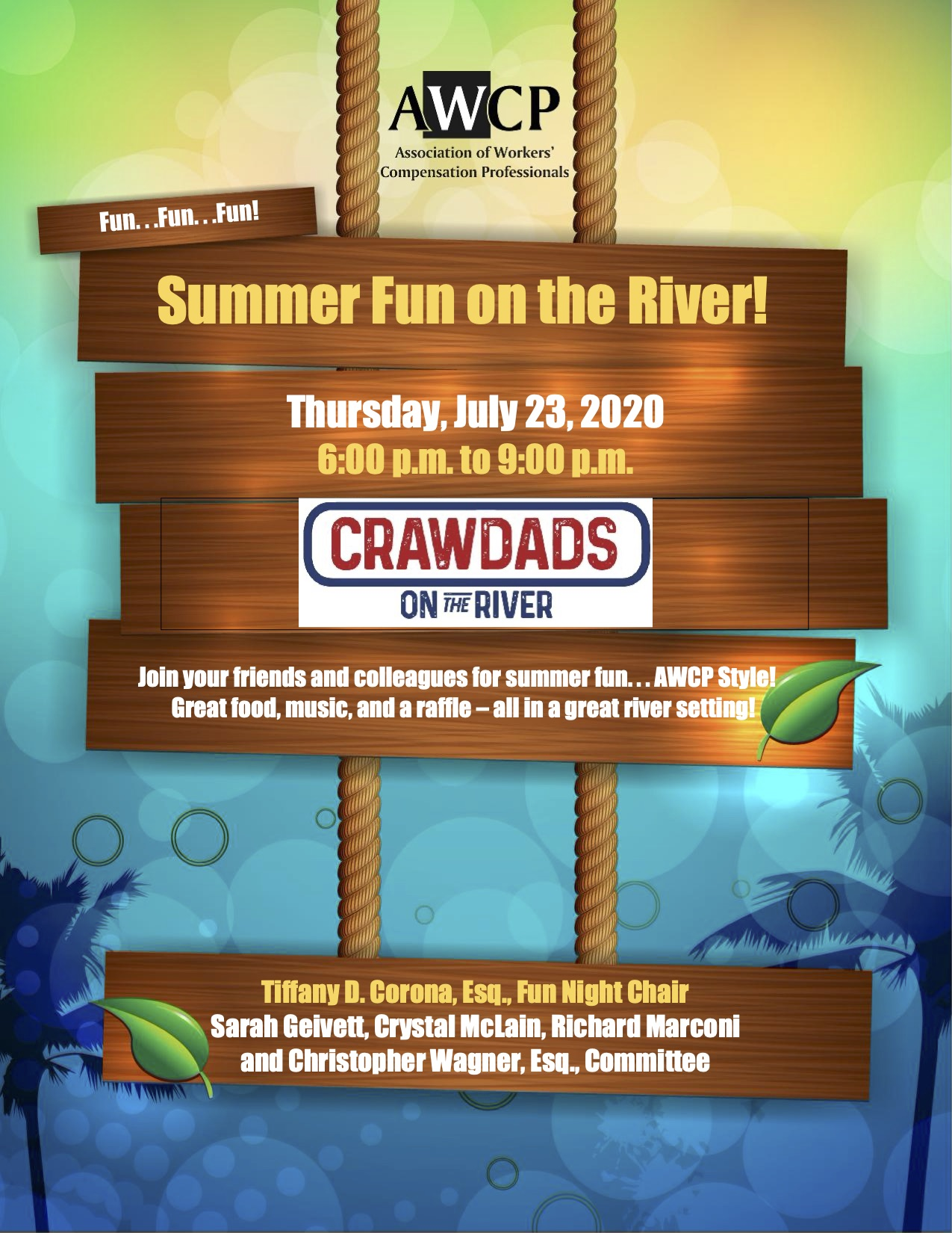 AWCP Summer Fun on the River - 2020-1