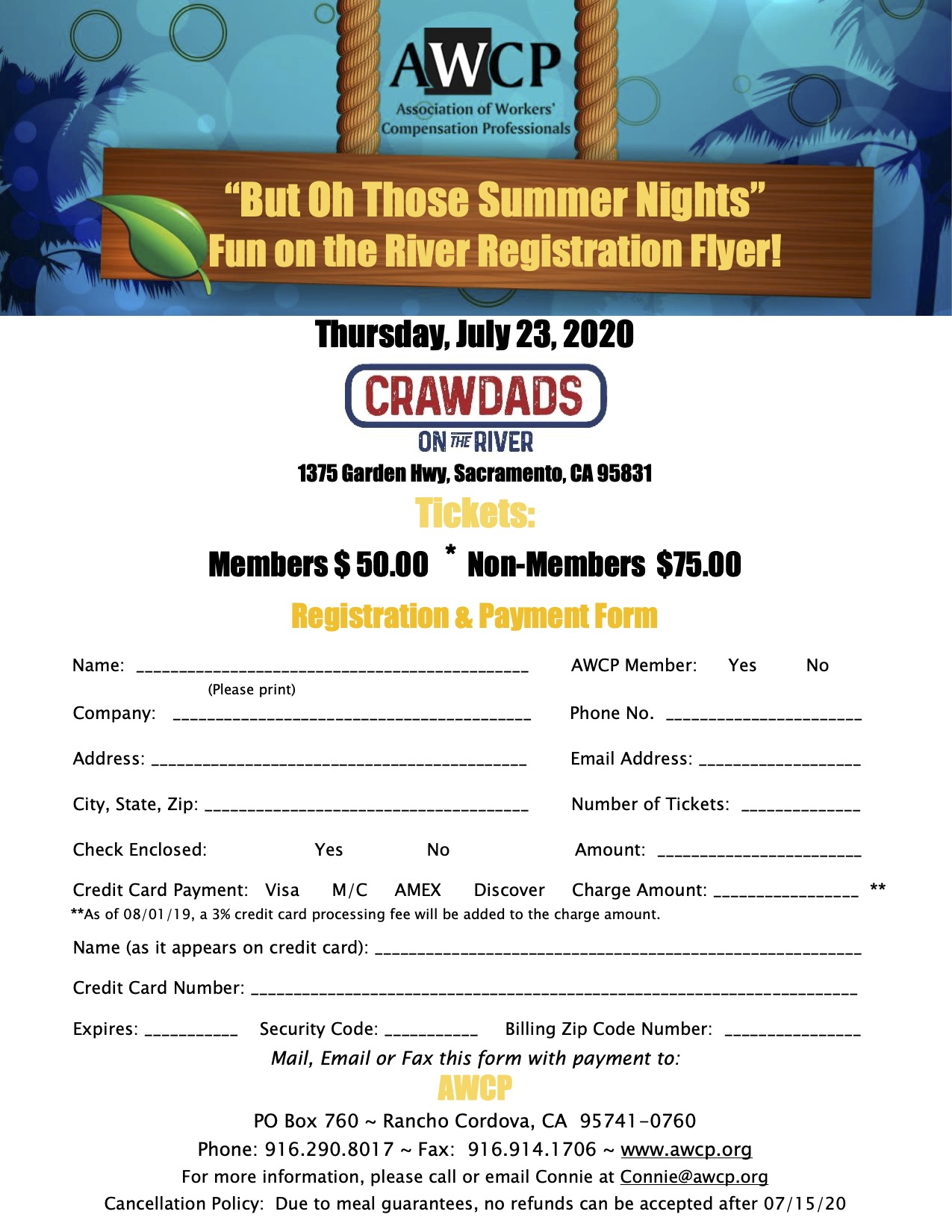 AWCP Summer Fun on the River - 2020-3